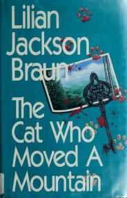 Cover of: The cat who moved a mountain | Jean Little