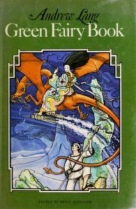 Cover of: Green fairy book | Andrew Lang