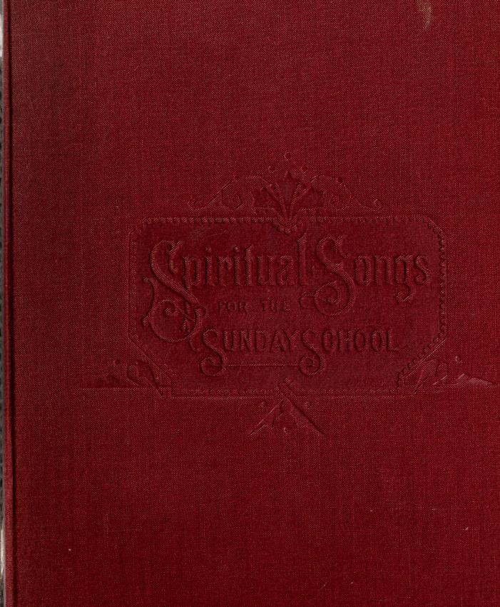 A Selection of spiritual songs with music by Charles S. Robinson