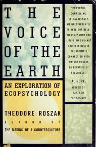 Voice of the Earth by Roszak, Theodore